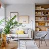 Casas Houzz: Un piso elegante en Madrid para un treintañero