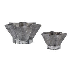 Uttermost Kayden Star-Shaped Bowls Set Of 2 17504