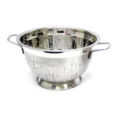 3 Qt Euro Stainless Steel Colander