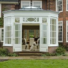 Traditional Greenhouses by Town and Country Conservatories