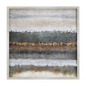 Uttermost Layers Landscape Art