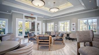 Updated Newport Beach Club House