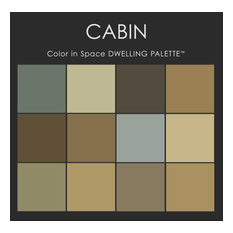 Color in Space Cabin Palette™ Swatches