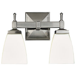 Transitional Bathroom Vanity Lighting by Buildcom