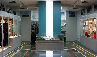 Дизайн интерьера Музея авиации в Белгороде
