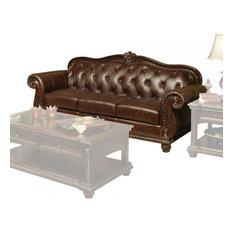 ACME Anondale Sofa In Cherry TGL