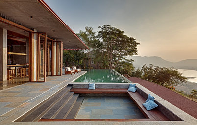 Houzz Tour: A Panoramic Retreat at the Foothills of the Sahyadris