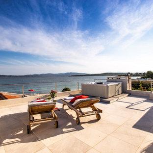 Idee per una terrazza stile marino