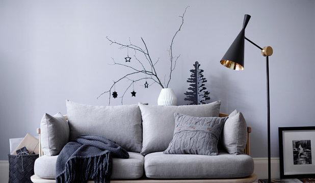 コンテンポラリー  by Houseology Design Group Limited