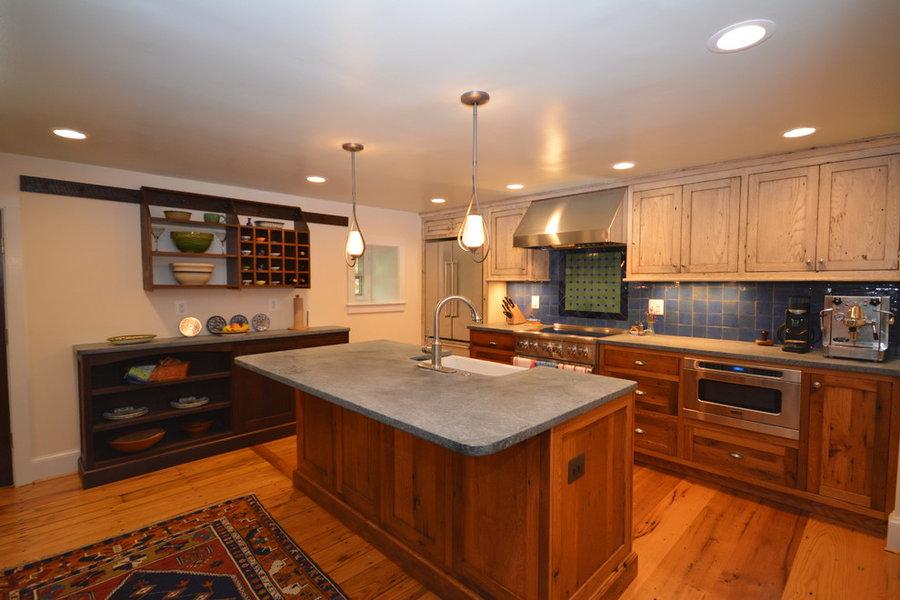 Reclaimed Kitchen