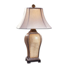 Uttermost Baron Table Lamp, Ivory