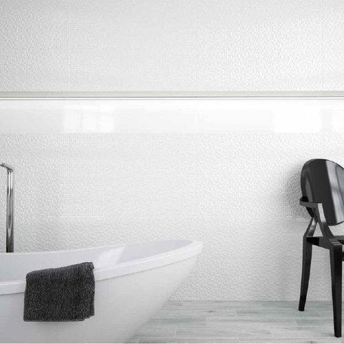 Stylish White Tiled Room Ideas