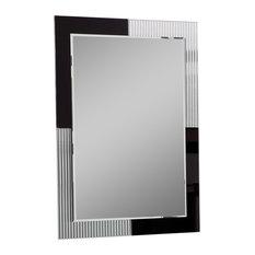 Decor Wonderland Jasmine Modern Bathroom Mirror Bathroom Mirrors