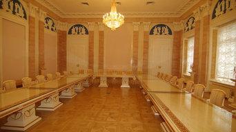 Mezenat Club, Mosca
