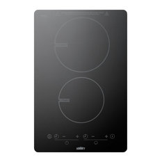 120V 2-Burner Built-In Induction Cooktop