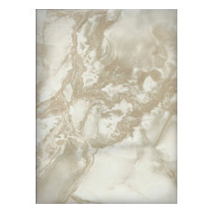 Ezfauxdecor - Marble Countertop Transformation Great Kitchen/Bathroom Peel and Stick Marble 6' - Kitchen Countertops