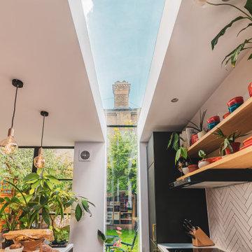 Putney extension and ground floor refurbishment
