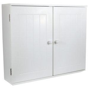 Bath Vida Priano Wall Cabinet, 2 Doors