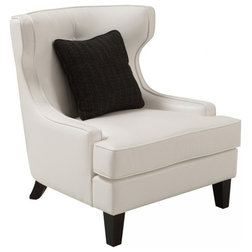 Transitional Armchairs And Accent Chairs by World Modern Design