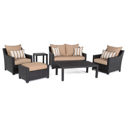 Simple Tropical Outdoor Lounge Sets by RST Brands