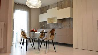 Casa privata in stile eclettico