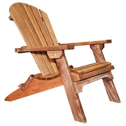 Traditional Adirondack Chairs by Montana Woodworks