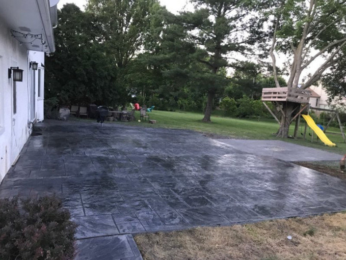 Concrete Driveways & Patios