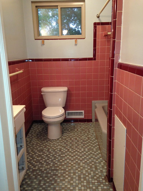 Falls Church Bathroom Remodel