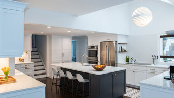 Storage Abounds in this Spacious Kitchen