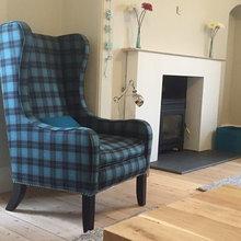 Bespoke Sofas, Armchairs & Footstools.