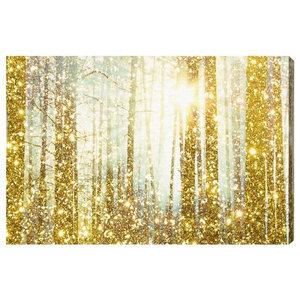 """Magical Forest"" Canvas Print, 75x50 cm"