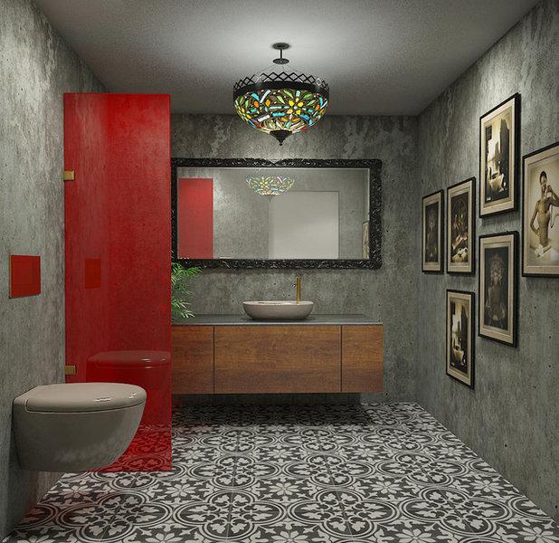 Rustic Rendering by Studio PRAKRIYA