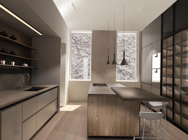 Cucina by Eugadesign Studio