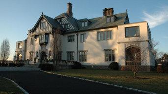 New York Island Manor House