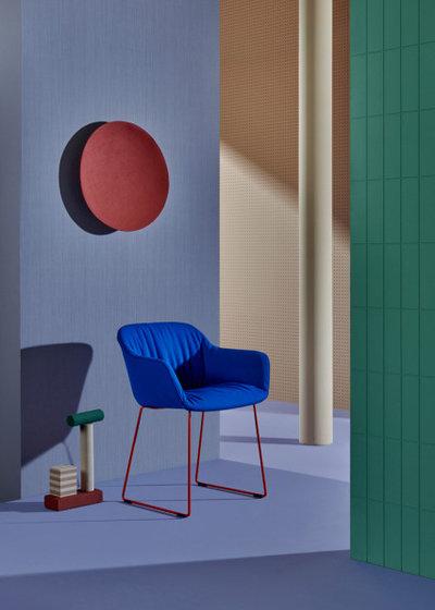 Babila XL chair by Odo Fioravanti for Pedrali, art direction Studio FM for Pedra