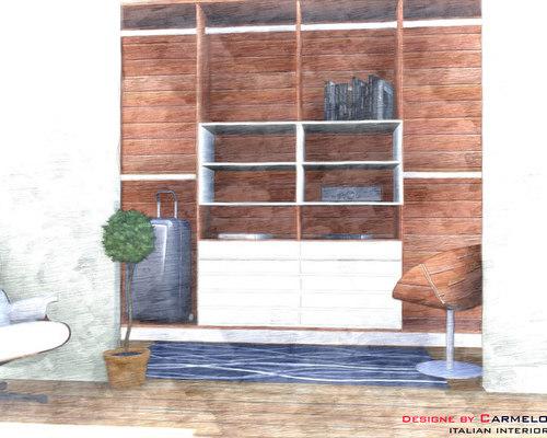 Progettazione Cabina Armadio : Progettazione cabina armadio