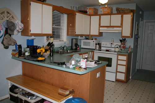 Before and After of a Client's Kitchen on espresso cabinets, www.kitchen cabinets, rta entertainment cabinets, vanilla cabinets, rta kitchen design, rta kitchen islands, rta linen cabinets,