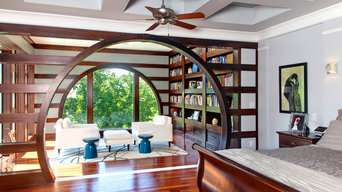 Interior renovation, addition, pool and outdoor living space design