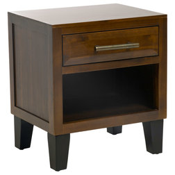 Transitional Nightstands And Bedside Tables by GDFStudio
