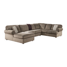 Perfect Ashley Furniture Homestore   Jessa Place LAF Chaise Sectional, Dune   Sectional  Sofas