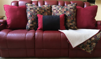 Bold, Colorful Pillows