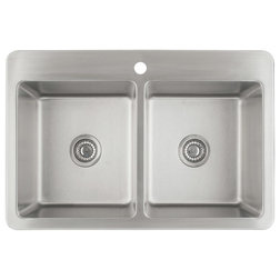 Contemporary Kitchen Sinks by Ancona