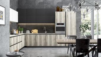 """Modellazione 3D e Render Cucine per nuovo catalogo """"Progetto Cucina"""""""
