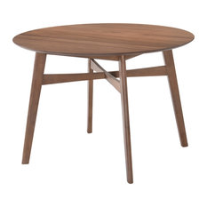 Emerald Home Furnishings   Emerald Home Simplicity Round Dining Table   Dining  Tables