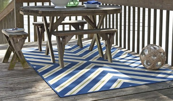 Up to 60% Off the Ultimate Outdoor Rug Sale