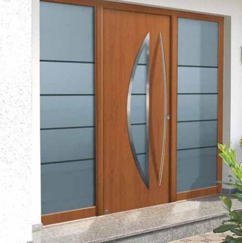 Custom order meranti wood exterior doors any size design for Order front door