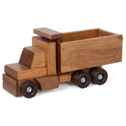 Contemporary Kids Toys And Games by AmishToyBox