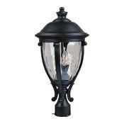 Camden VX 3-Light Outdoor Post Lantern