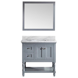Traditional Bathroom Vanities And Sink Consoles by Avant Styles LLC