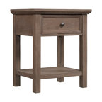 Cancun multi color nightstand southwestern nightstands for Multi night stand